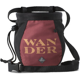 Prana Large Chalk Bag with Belt curry wander
